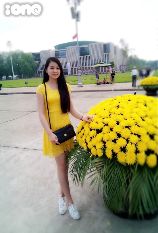 Ước mơ hiện tại của mình là đỗ đại học mong muốn và sau này trở thành một nhà Ngoại giao giỏi, được làm việc trong Bộ Ngoại giao.