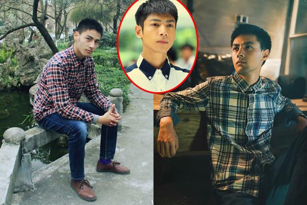 6. Phan Tử Kiếm, sinh năm 1993, là sinh viên Học viện Khoa học vật liệu và hóa học, ĐH   Sư phạm Tứ Xuyên, được nhận xét là có gương mặt khá giống La Vân Hi - nam diễn viên   đóng vai Hà Dĩ Thâm thời đại học trong phim truyền hình Bên nhau trọn đời.