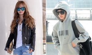 4 mỹ nhân Hàn rời stylist là mặc xấu