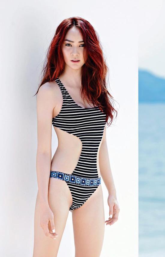 Chia sẻ về bí quyết để có được thân hình hiện nay, cô có chế độ ăn kiêng rất kiên trì gồm nhiều protein cùng với việc tập thể dục. Four là người đẹp điển hình trong giới những ngôi sao nữ có kinh nghiệm trong việc giảm cân thành công.
