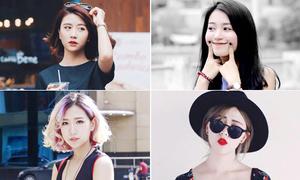 4 hot girl Hà thành chứng minh không cần nhiều tiền vẫn mặc đẹp