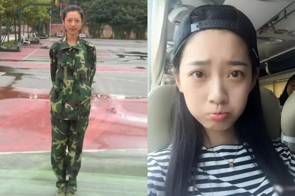 Mới đây, dân mạng Trung Quốc hào hứng trước loạt ảnh thú vị cho thấy sự thay đổi rõ nét của các bạn học sinh cấp ba sau khi thành sinh viên.
