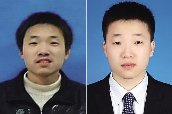 Ảnh thẻ trong hồ sơ nhập học và ảnh kỷ yếu tốt nghiệp của anh chàng này cứ như hai người khác hẳn nhau.