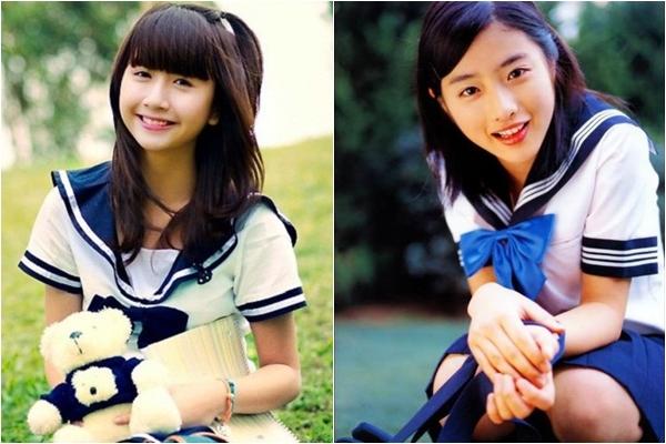 Trang phục Thủy thủCổ áo thủy thủ - xu hướng cổ điển hút hồn xì ta Hàn