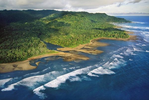 Osa Peninsula, Costa Rica: Cánh rừng mưa nhiệt đới này còn giữ nguyên vẻ hoang sơ và dĩ nhiên không thể kết nối Wifi.