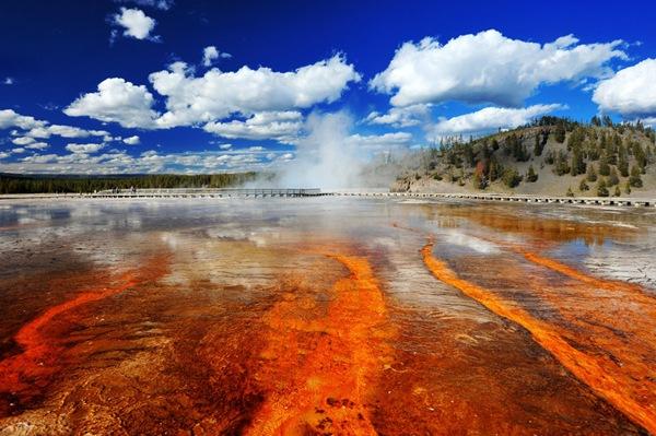 Công viên quốc gia Yellowstone: Bạn sẽ không muốn bỏ lỡ một trong những thắng cảnh đẹp nhất thế giới