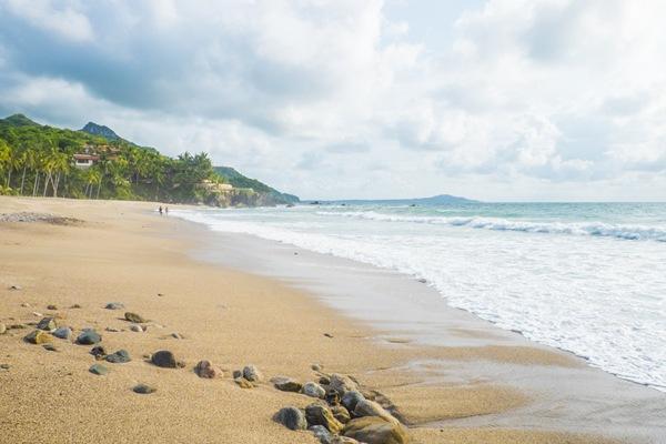 Sayulita, Mexico: Ngay khi bạn đến đây và nhìn bãi biển tuyệt đẹp này, bạn sẽ quên mất ngay việc phải chat chit, online.