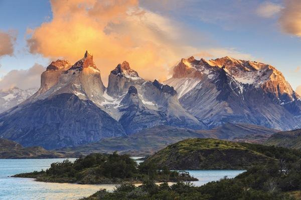 Patagonia, Chile và Argentina: Dãy núi hoang sơ ở Nam Mỹ