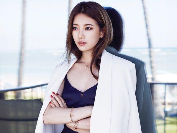 Suzy là gương mặt quen thuộc trên các tạp chí thời trang, cô nàng từng thử nhiều kiểu trang điểm từ tự nhiên đến trường. Nữ ca sĩ là đại diện của nhiều thương hiệu mỹ phẩm và là người tạo ra những xu hướng chăm sóc sắc đẹp được nhiều người ưa thích.