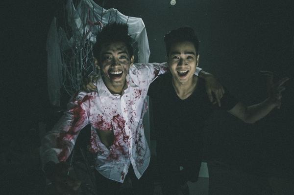 Bộ ảnh Quang Đăng và SlimV hóa thành zombie và người đặc biệt sau đây sẽ là phát súng đầu tiên cho dự án đang được mong chờ này của Zombie Park 2015.