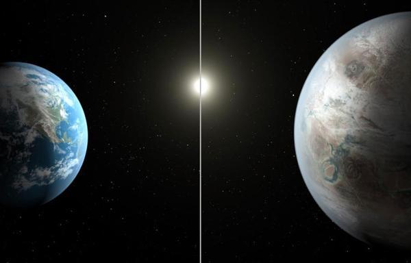 Cơ quan hàng không vũ trụ Mỹ (NASA) tuyên bố họ vừa tìm thấy một hành tinh có những đặc điểm tương tự Trái Đất, mở ra hy vọng tìm kiếm sự sống ngoài vũ trụ. Hành tinh đó gọi là Kepler-452b có đường kính lớn hơn Trái Đất khoảng 1,6 lần. Rất có thể nó còn có đại dương và lục địa trên bề mặt như Trái Đất.
