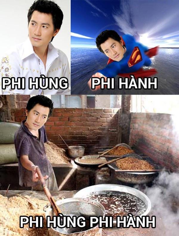 Anh Phi Hùng xem ảnh này chỉ nước khóc thét.
