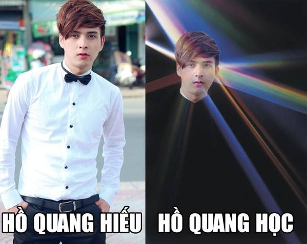 Hồ Quang Hiếu được ví von với hiện tượng... Quang Học.