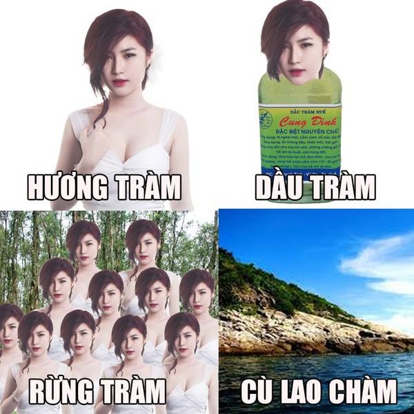Từ Hương Tràm đến... Cù Lao Chàm là khoảng cách không mấy xa xôi.