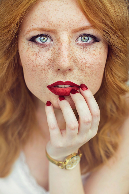 Nếu bạn biết cách, tàn nhang có thể giúp bạn sở hữu một vẻ đẹp ấn tượng.
