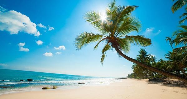 Phú Quốc luôn sở hữu những bãi biển tuyệt đẹp. Ảnh: Tinmoi.