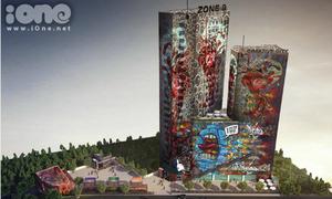 Trung tâm giải trí nghệ thuật hoành tráng sắp ra mắt tại Hà Nội