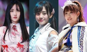 Nhan sắc 3 thiếu nữ xinh đẹp hot nhất SNH48