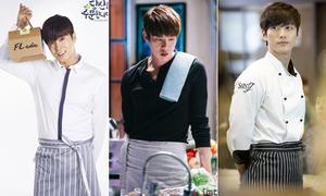 6 bếp trưởng đẹp trai lồng lộng khiến fan khó rời mắt