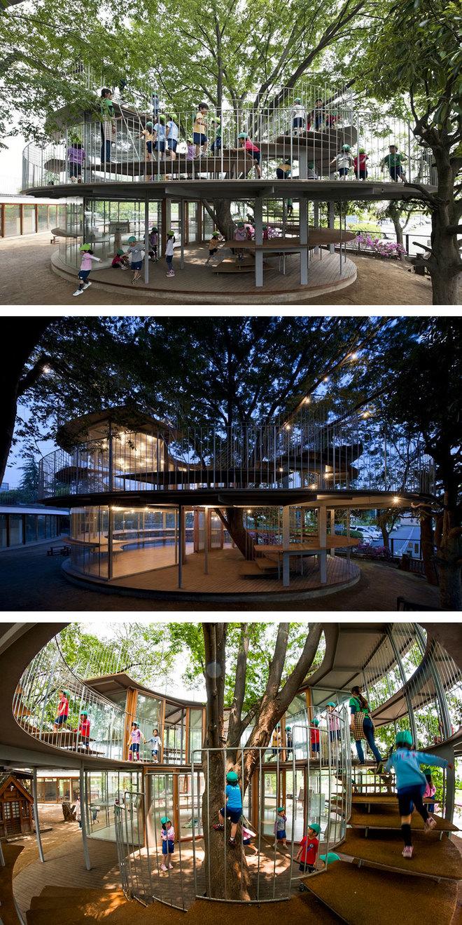 Những ngôi nhà cây khiến bạn khát khao sở hữu