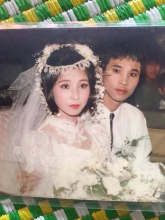 Ảnh đám cưới của bố mẹ bạn