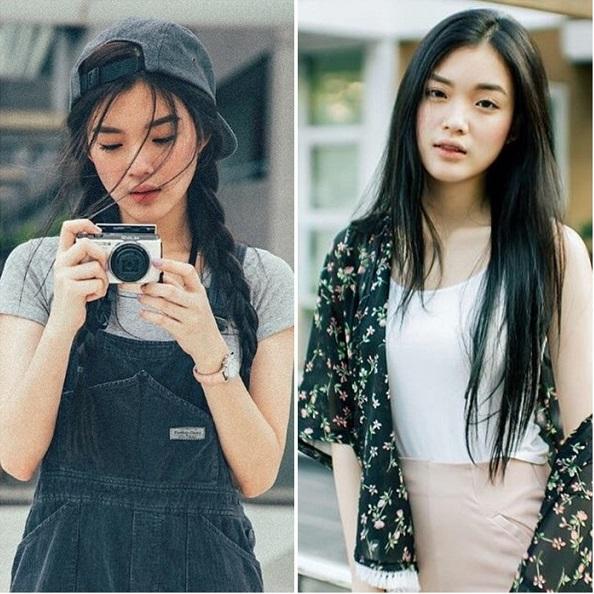 Pang chuộng style cá tính nhưng rất đơn giản. Trang cá nhân của cô nàng tràn ngập những bức hình đẹp mắt trong những bộ váy áo màu sắc khá trầm.
