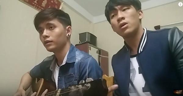 Quốc Phong - Hoàn Duy chiếm được tình cảm bởi giọng hát tình cảm.