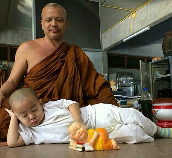 Nongkorn khiến cộng đồng mạng Thái Lan và Trung Quốc
