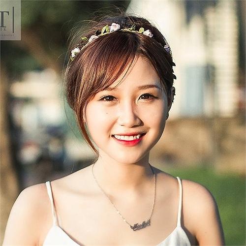Nguyễn Thị Trà My, đến từ Hải Phòng.
