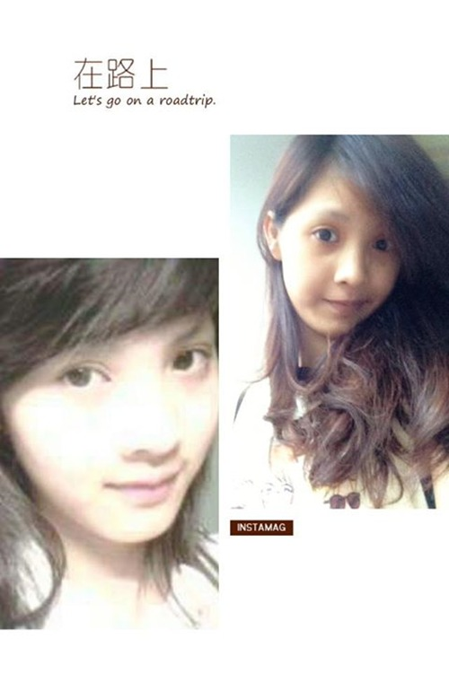 Cô bạn Bích Phương lại xinh và baby hơn cả quá khứ (ảnh phải).