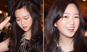 Nhan sắc 'chưa chắc sao Hàn đã bằng' của tiểu thư nhà Giáng My