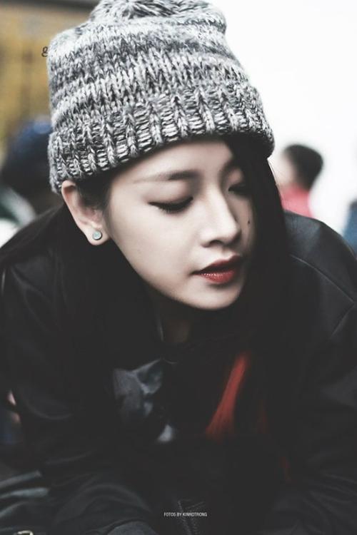 Chi Pu (tên thật là Nguyễn Thùy Chi, sinh năm 1993) gây được thiện cảm sau cuộc thi Miss Teen. Cô nàng nhanh chóng tham gia vào việc làm mẫu ảnh, đóng clip và nhanh chóng trở thành hot girl hàng đầu trong giới trẻ Hà thành.
