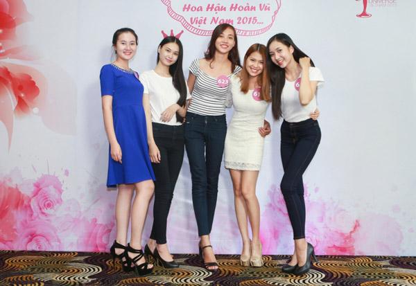 Giống với phía Nam, ở vòng thi sơ tuyển khu vực phía Bắc, ban giám khảo sẽ quan sát, chấm điểm thí sinh dựa trên tổng thể ngoại hình, gương mặt. Tiêu chí chấm điểm này được bám sát với bản quyền quốc tế của tổ chức Hoa hậu Hoàn Vũ thế giới, tôn vinh vẻ đẹp duyên dáng, ý chí, nghị lực và bản lĩnh cũng như sự thông minh khéo léo của phụ nữ Việt Nam trong thời đại mới.