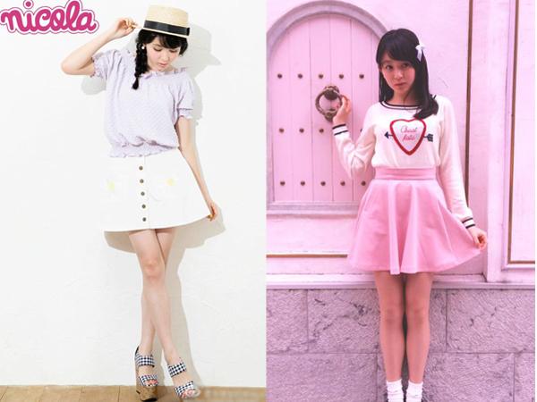 Rinka nhanh chóng trở thành thần tượng của nhiều nữ sinh tiểu học và trung học cơ sở Nhật   Bản nhờ diện mạo ưa nhìn và vẻ thời trang.