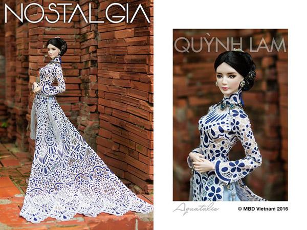 Cuộc thi Miss Beauty Doll Việt Nam hy vọng những hình ảnh của thí sinh ở vòng thi này sẽ giúp các bạn hiểu thêm về những giá trị quý báu của dân tộc để từ đó thúc đẩy tình yêu quê hương, đất nước ở mỗi cá nhân.