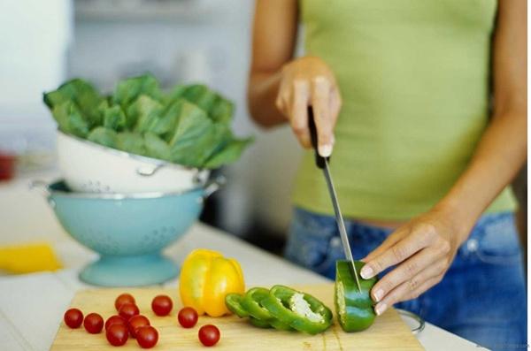Ăn nhiều chất xơ là cách tốt nhất để chống đói đấy. Ảnh: Cbsnews1.