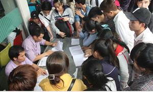 Bộ Giáo dục lập tổ chuyên trách giải đáp tuyển sinh ĐH
