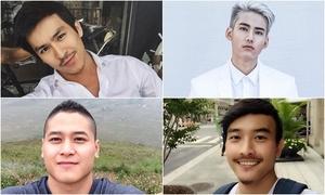 Dàn hot boy Việt thay đổi khó nhận ra theo thời gian