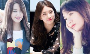 115 idol Hàn chọn ra 5 mỹ nhân đẹp nhất