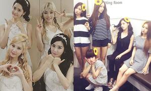 Sao Hàn 31/8: T-ara mặt thẫn thờ, SNSD mừng chiến thắng liên tiếp