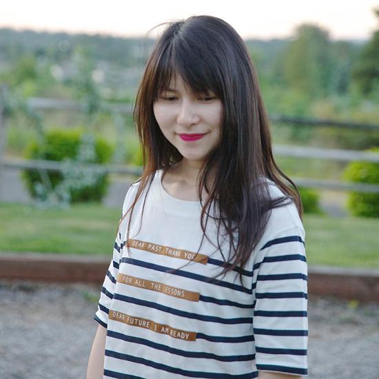 An Coong tên thật là Nhã Ân, sinh năm 1991 là du học sinh ở Mỹ. Bạn ấy đã đi du học được 8 năm, hiện tại đang theo học bằng thạc sĩ tại bang Washington.