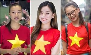 Hot teen Việt chia sẻ tình yêu Tổ quốc trong ngày 2/9