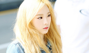 6 sao Hàn để tóc vàng đẹp nhất