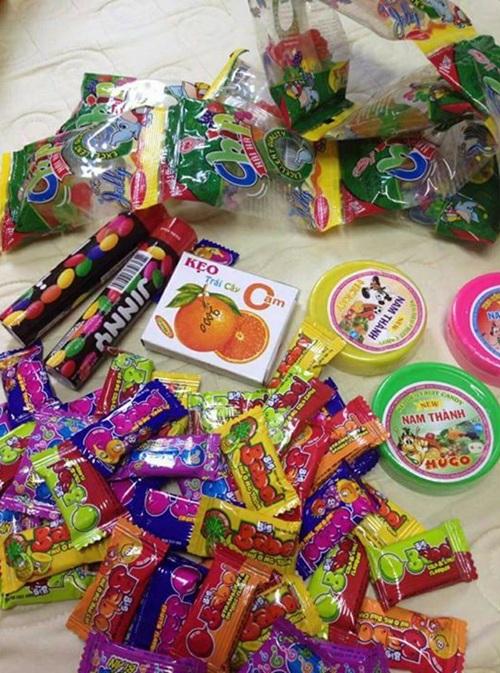 """Kho báu tuổi thơ"" với kẹo C, kẹo cao su Big Babol"