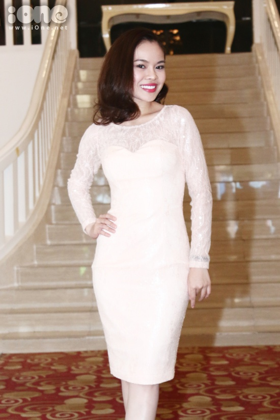Giang Hồng Ngọc chia sẻ cô vô cùng hạnh phúc vì được đồng hành cùng chương trình.