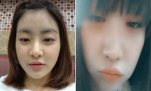 4 mỹ nhân Hàn có trình selfie kém nhất Kbiz
