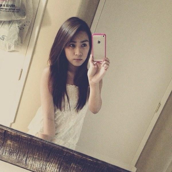 Vẻ xinh xắn của Yoranda khiến nhiều người bất ngờ và khen ngợi cô là một ''thiên thần chuyển giới'' Thái Lan trên đất Mỹ.