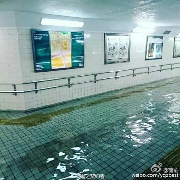 Nếu không nói, nhiều người có thể tưởng lầm đây là nước hồ bơi.