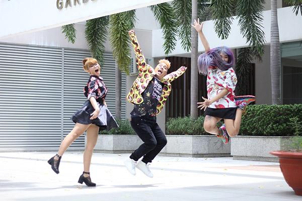 MV Không ngủ được do ca nhạc sĩ Tăng Nhật Tuệ lên ý tưởng và kịch bản. Ca khúc Không ngủ được là một sáng tác của Tăng Nhật Tuệ, được Đỗ Hiếu - nhạc sĩ ruột đình đám với nhiều bài hit của ca sĩ Đông Nhi  hòa âm phối khí lại theo phong cách EDM để phù hợp với xu hướng âm nhạc hiện nay.