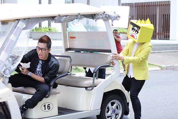 Với nội dung thú vị, hài hước, MV Không ngủ được hứa hẹn mang đến những tiếng cười cho khán giả.